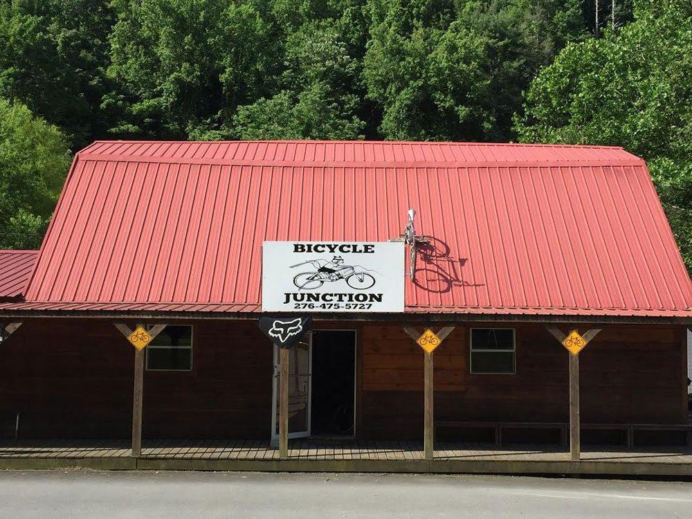 Bicycle Junction Damascus Virginia