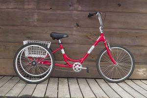 Bicycle Junction Damascus Virginia Three Wheel Bike