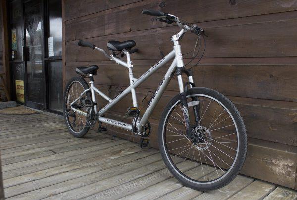 Bicycle Junction Damascus Virginia Tandem Bike